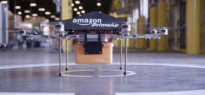 Джереми Кларксон разоблачил нового беспилотного доставщика почты Амазон (видео)