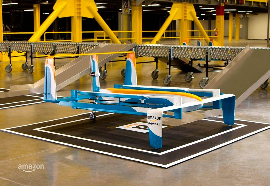 Amazon Prime Air 3