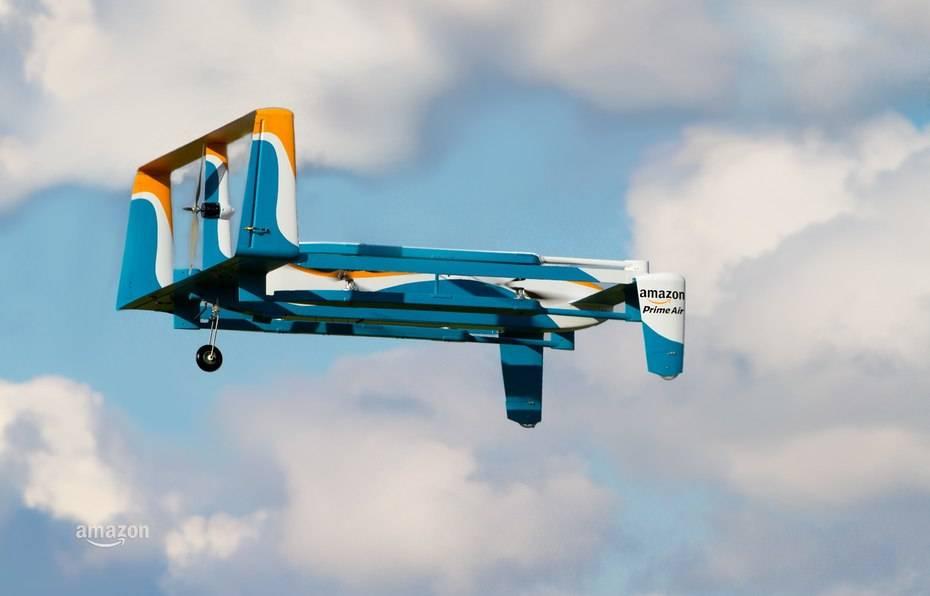 Amazon Prime Air 4