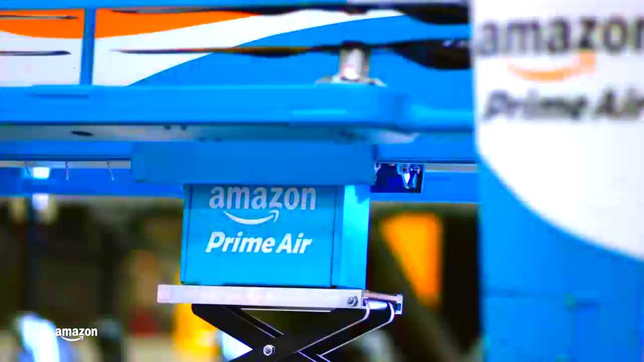 Amazon Prime Air 9