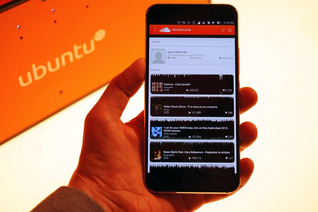 Meizu Pro 5 Ubuntu Edition 5