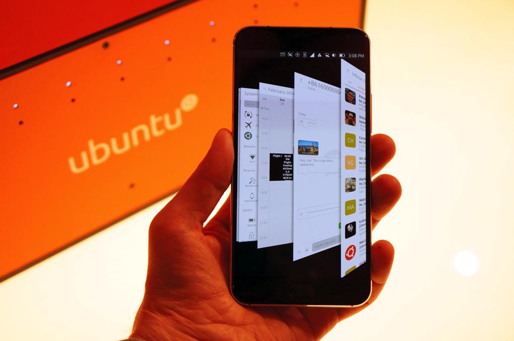 Meizu Pro 5 Ubuntu Edition 6