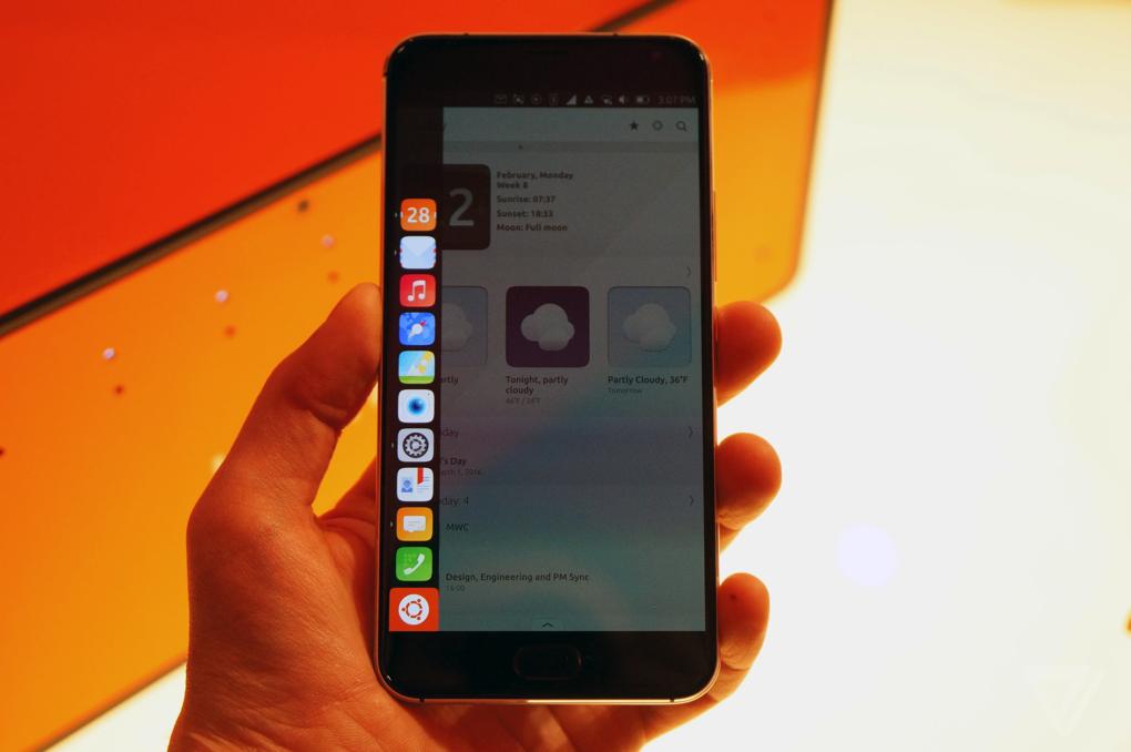 Meizu Pro 5 Ubuntu Edition 9
