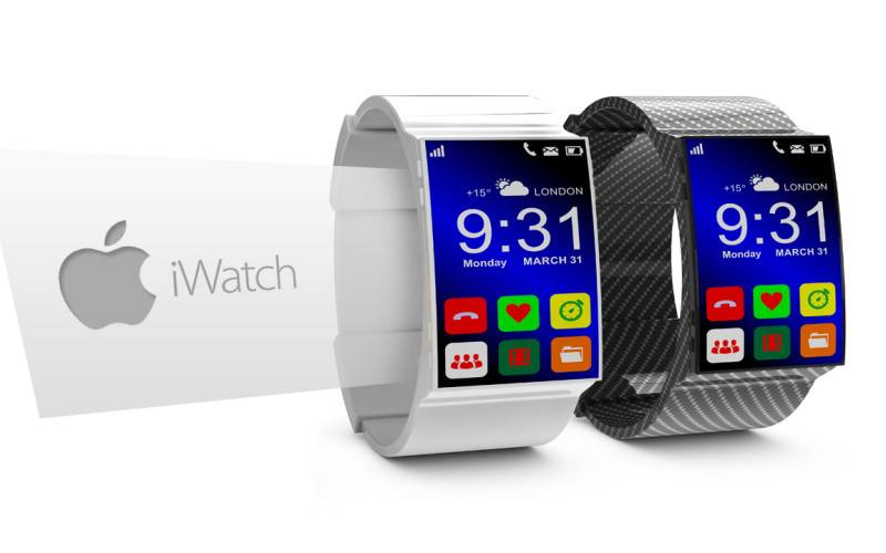Apple iWatch в России