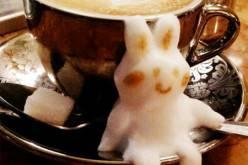 3D кофе-арт