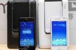 ASUS анонсировала PadFone Mini