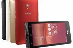 ASUS анонсировала Android-смартфоны ZenFone 4, 5 и 6 на Intel Atom (CES 2014)