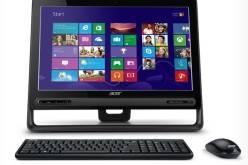 Моноблок Acer Azpire ZC-605 представлен официально