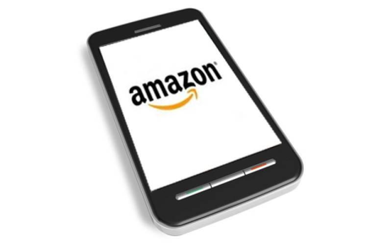 Amazon планирует начать серийное производство смартфона под своим брендом