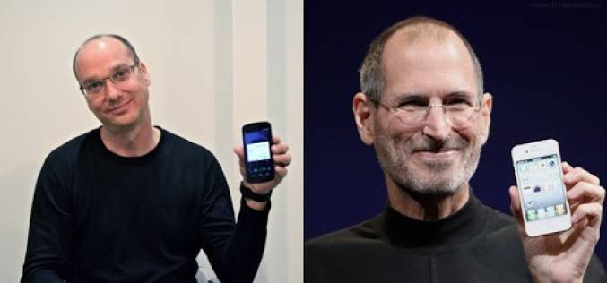 Стив Джобс называл создателя ОС Android «высокомерным козлом»