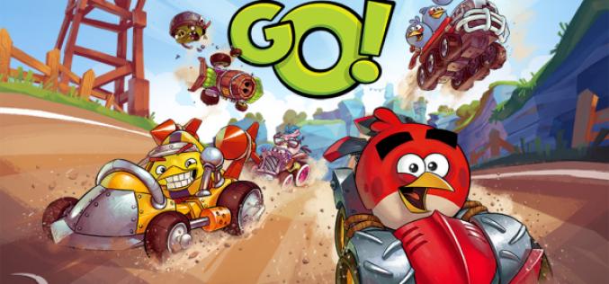 Rovio анонсировала новый эпизод и несколько обновлений для Angry Birds Go!