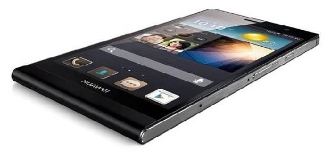 Huawei анонсировала обновленную версию флагмана Ascend P6