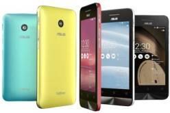 ASUS выпустила три новых бюджетных смартфона семейства ZenFone