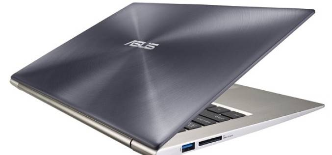 Ультрабуки Asus Zenbook UX32LA и Asus Zenbook UX32LN доступны на Amazon