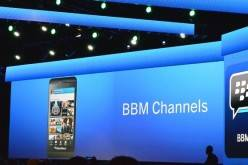 BlackBerry запускает собственную социальную сеть BBM Channels