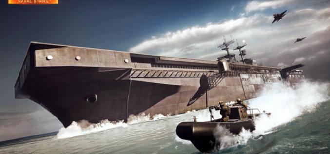 Завтра выйдет аддон Naval Strike для Battlefield 4 (видео)