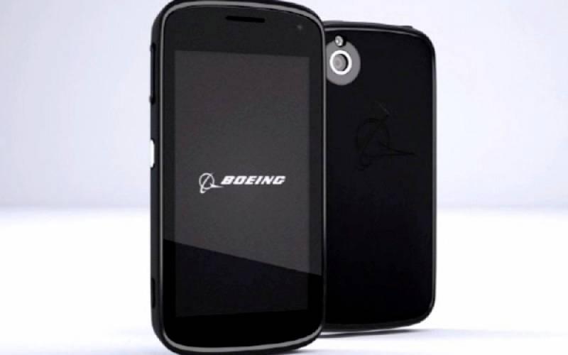 Boeing Black — уникальный смартфон с системой самоуничтожения