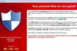 Пользователи под ударом: кибервымогатель Cryptolocker набирает обороты