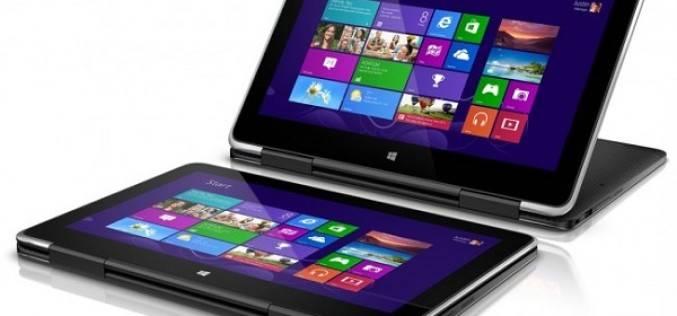 Dell начала продажи ультрабуков XPS 11 и XPS 13