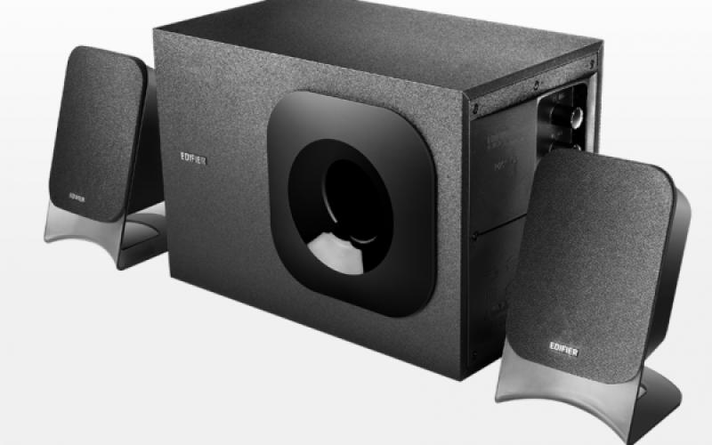 M1370 от Edifier — ультрамодная акустическая система 2.1