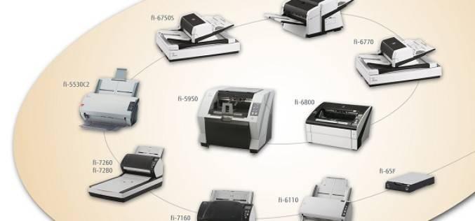 Все сканеры Fujitsu серии fi теперь комплектуются ПО PaperStream