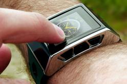 Exetech XS-3 — смартфон в форме наручных часов (CeBIT 2014)