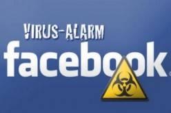 В Facebook начал распространяться новый вирус
