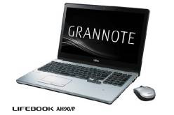 Grannote — ноутбук для бабушек от компании Fujitsu
