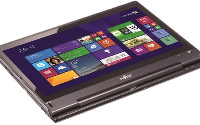 Fujitsu представила ультрабук-трансформер LifeBook TH90/P