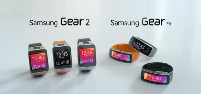 Samsung представила официальный видеообзор Galaxy S5, Gear 2 и Gear Fit