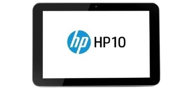 Планшет HP 10 Tablet получит слот для SIM-карты