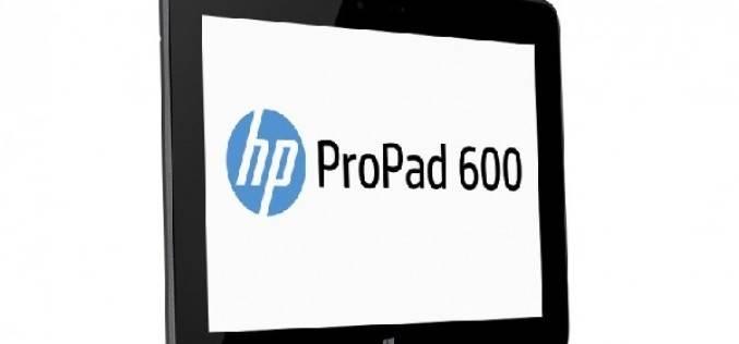 HP анонсировала планшеты ProPad 600 и ElitePad 1000 на Windows 8.1 (MWC 2014)