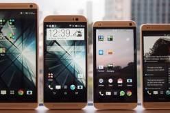 Смартфон HTC One mini 2 получит 4.5″ дисплей и 13 МП камеру