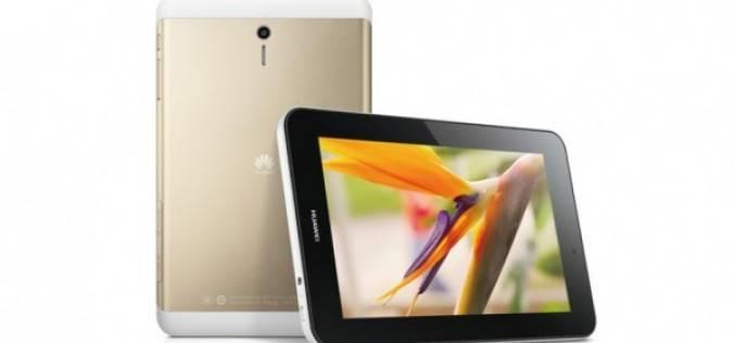 Huawei официально представила недорогой планшет MediaPad 7 Youth 2