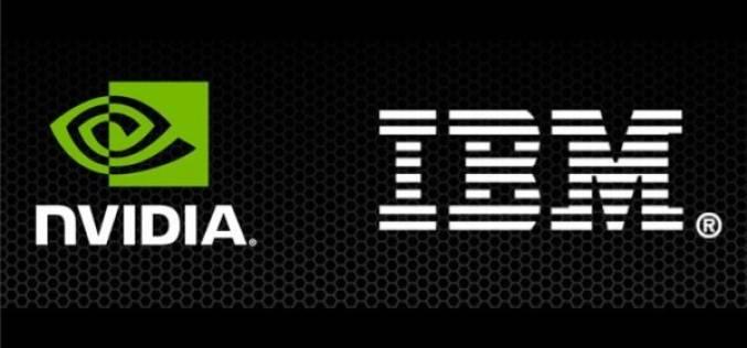 IBM и Nvidia разрабатывают суперкомпьютеры нового поколения