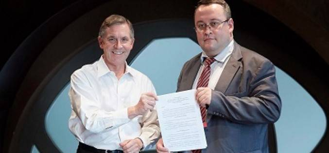 INTEL и издательство «ДРОФА» подписали  соглашение о сотрудничестве в области образования