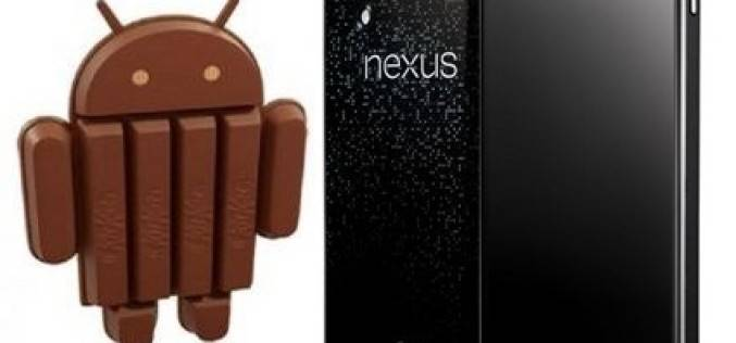 Как установить Android 4.4 KitKat на Google Nexus 4