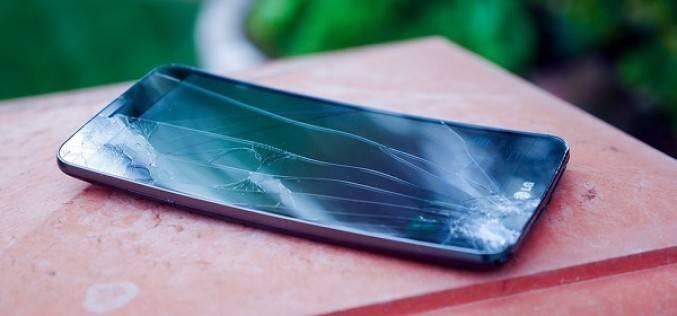 Первый дроп-тест изогнутого смартфона LG G Flex (видео)