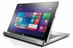Lenovo показала гибридные нетбуки Miix 2 (CES 2014)
