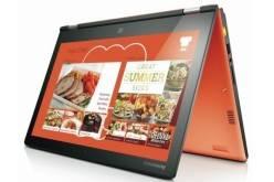 Lenovo анонсировала гибридные ультрабуки Yoga 2 (CES 2014)