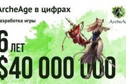 Mail.Ru открыла открытое тестирование онлайн-игры ArcheAge в России