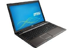 Ноутбук MSI CX61 2PC получил 3D-видеокарту GeForce GT820M