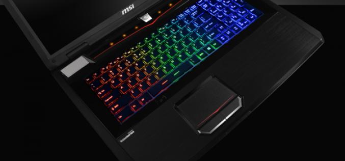 MSI анонсировала геймерские ноутбуки Destroyer GX60 и GX70