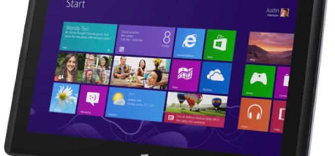 MSI W20 3M — планшет под управлением Windows 8