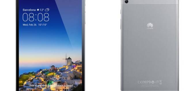Huawei представила планшеты MediaPad X1 с функцией телефона и MediaPad M1 с LTE Cat 4 (MWC 2014)