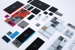 Сделай сам — смартфон Motorola Ara (фото+видео)