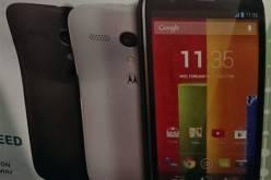 Смартфон Motorola Moto G — технические характеристики и фото