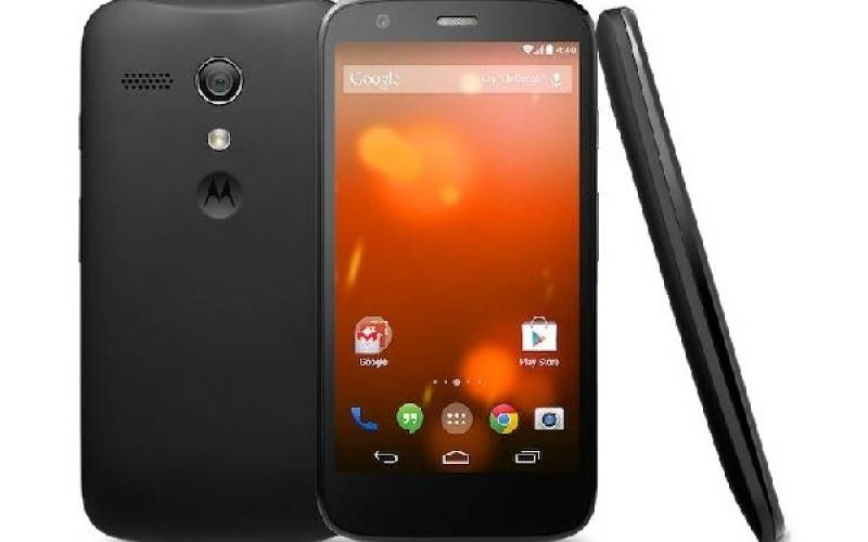 Motorola Moto G Google Play Edition с эталонным Android 4.4 KitKat появился в Google Play