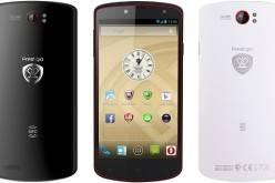 Prestigio анонсировала смартфон MultiPhone 7500 с FullHD-дисплеем