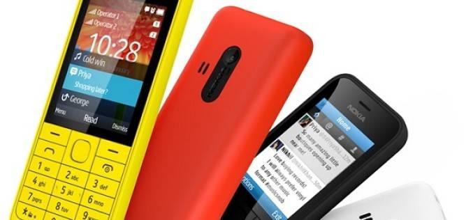 Nokia анонсировала бюджетные телефоны Nokia 220 и Asha 230 (MWC 2014)